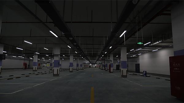 昆山中学停车场智能化工程