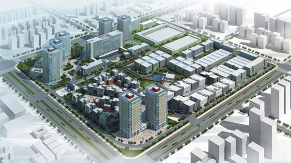 昆山国际创新港智能化工程(江苏省首个5G智能化园区)
