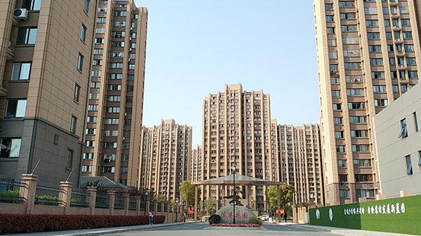 陈巷花园高档小区智能化工程