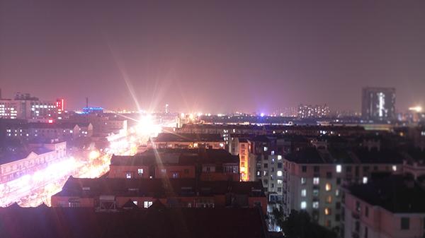 Camera blur 1