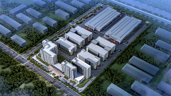 宁波镇海智造谷产业园智能化工程