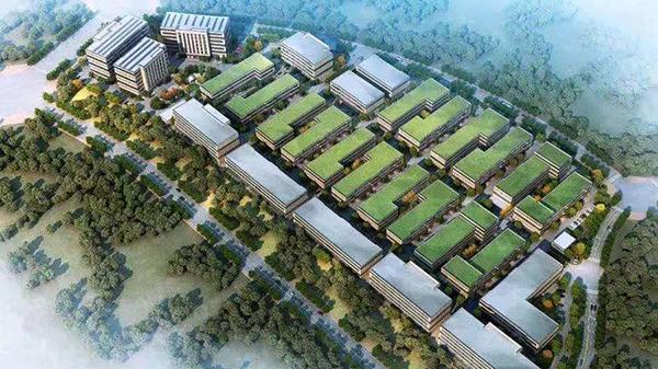 中南高科金西创业创新产业园智能化工程