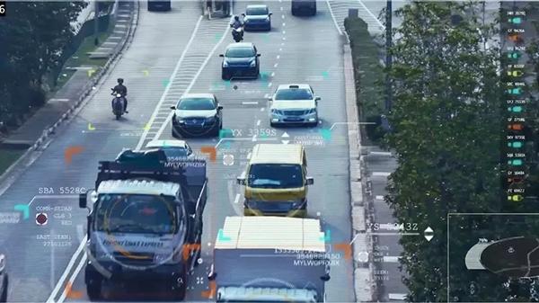 道路监控项目