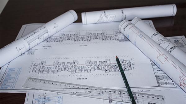 智能化工程图纸