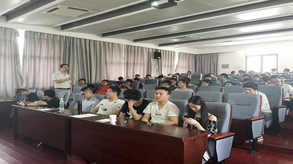 同心科技苏科大专场招聘宣讲会320180621
