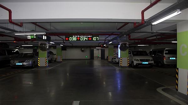智能停车场为何火?1