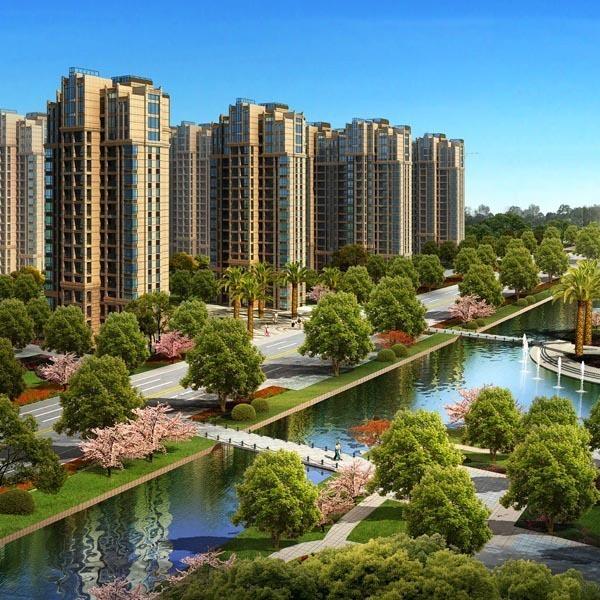 湖畔林语高档住宅智能化工程