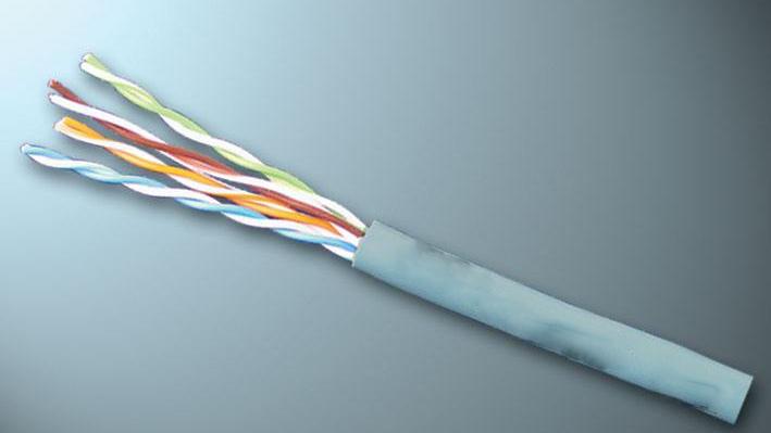 同心智能六类线缆