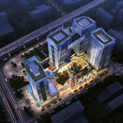 城市综合体解决方案