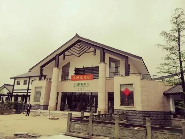 """常熟尚湖风景区首座""""智慧厕所""""亮相"""