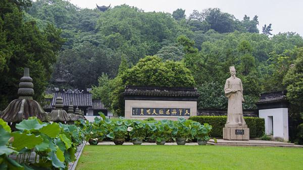 昆山亭林公园智能化工程