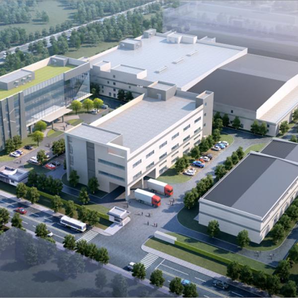宁波博威板带三期厂房智能化工程